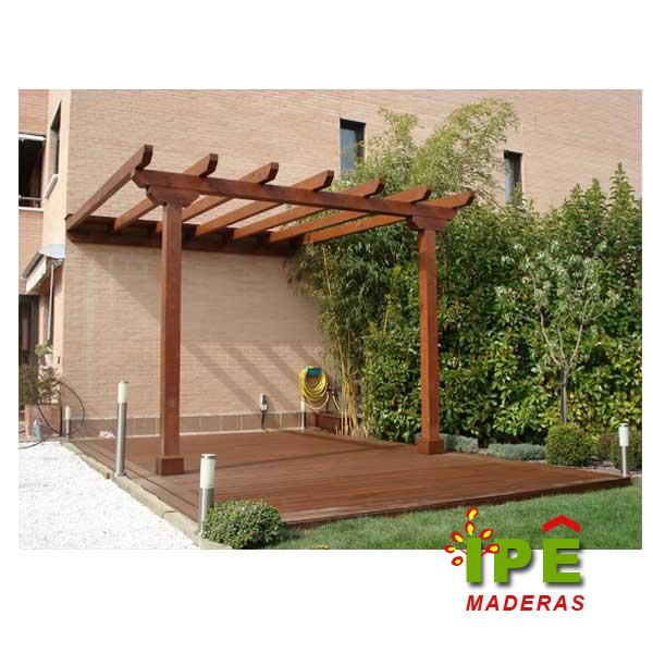 Mi casa decoracion celosias madera for Celosia madera jardin
