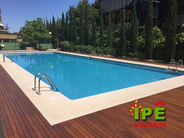 Precios tarima para piscinas venta de tarimas de piscina for Precio para hacer una alberca