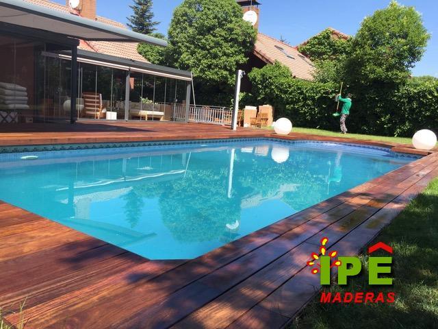Precios tarima para piscinas venta de tarimas de piscina for Piscinas de material precios