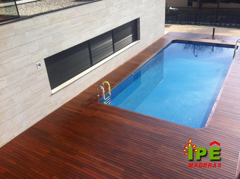 Precios tarima para piscinas venta de tarimas de piscina for Como hacer una alberca con tarimas