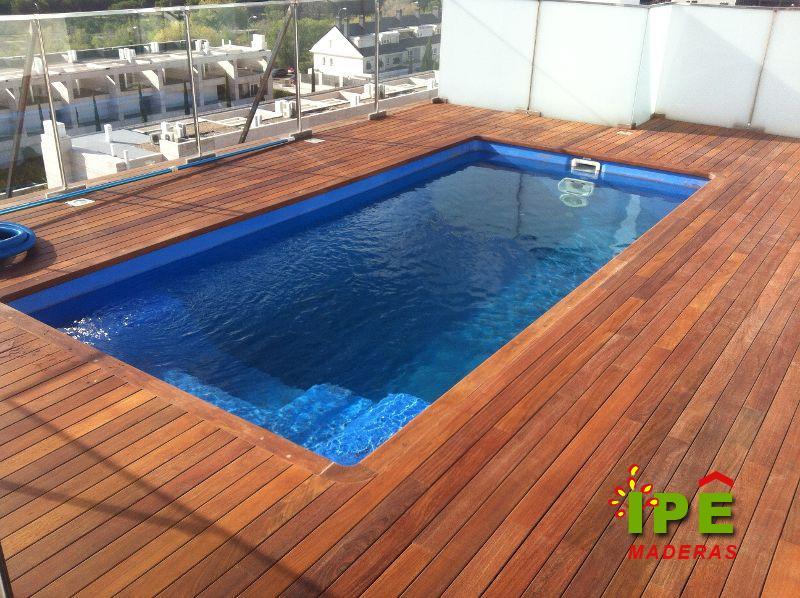 5 consejos para el mantenimiento de la tarima para for Tarima piscina