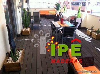 ¿Por qué poner tarima sintética en tu porche o terraza?