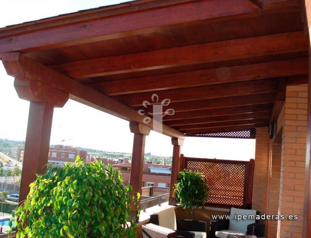 5 tips para mantener los porches de madera