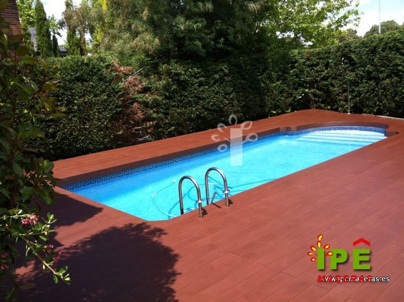 3 razones para escoger tarima de exterior para piscinas - Tarima para piscinas ...