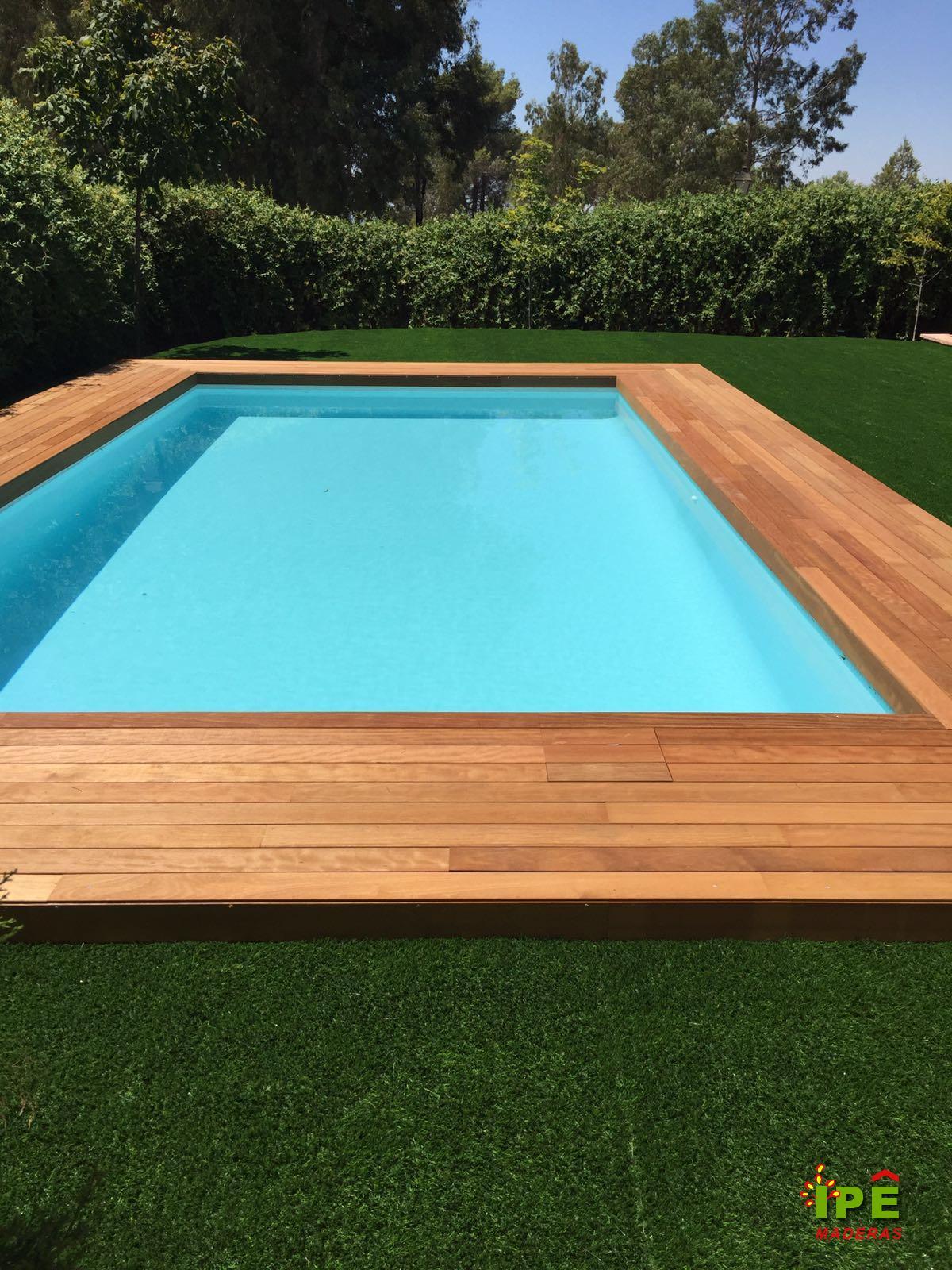Tarima para piscinas tarimas sint ticas para piscinas - Tarima para piscinas ...