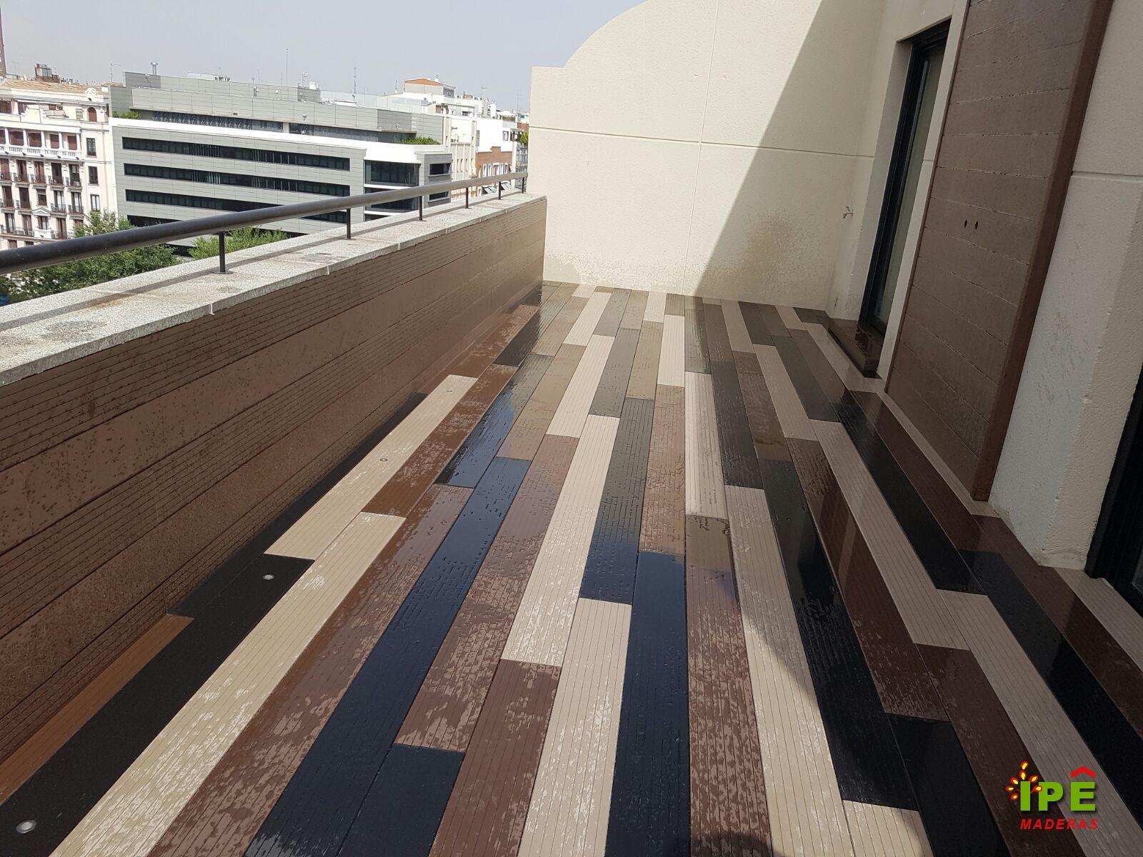 Nuevos proyectos de tarima de madera exterior ipe maderas - Tarima de exterior ...
