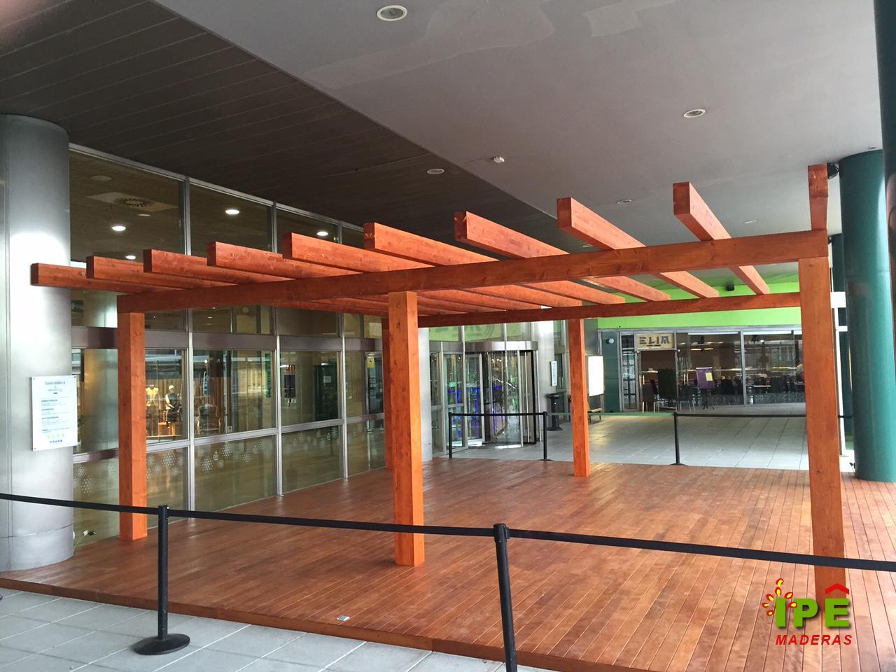 5 nuevos proyectos de tarima exterior ipe maderas - Ipe madera exterior ...