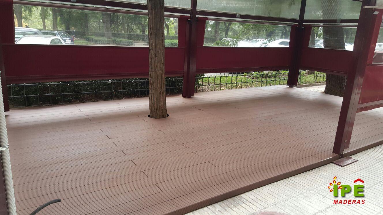 5 nuevos proyectos de tarima exterior ipe maderas - Tarima para terraza ...