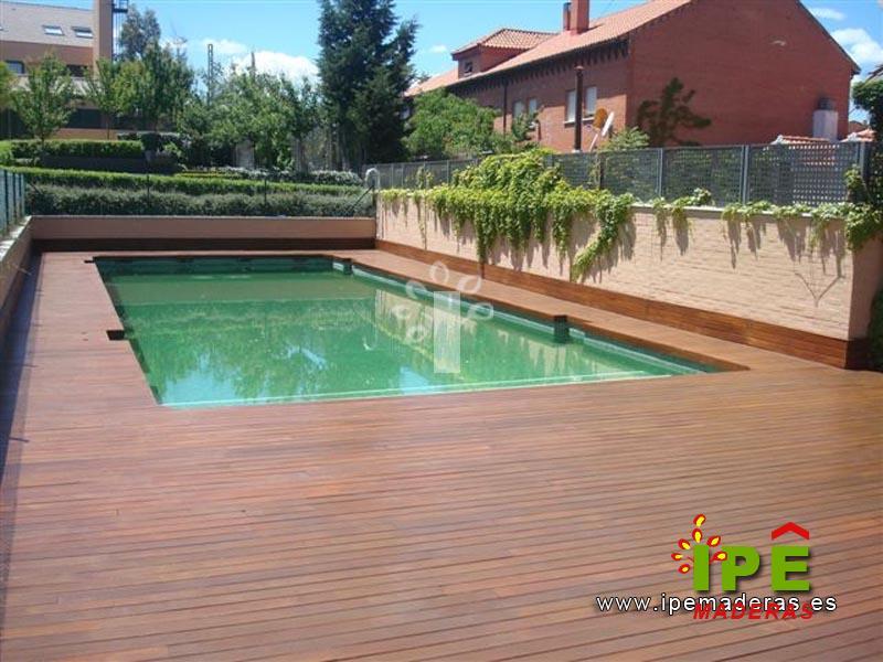 Cedria lasur protector para tarima exterior ipe maderas for Protector para piscina