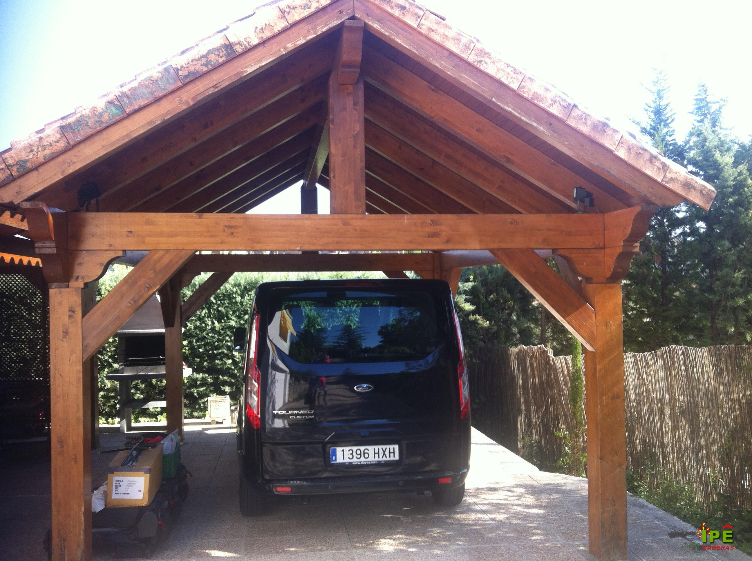 3 nuevos proyectos de porches de madera en ipe ipe maderas - Madera para porches ...