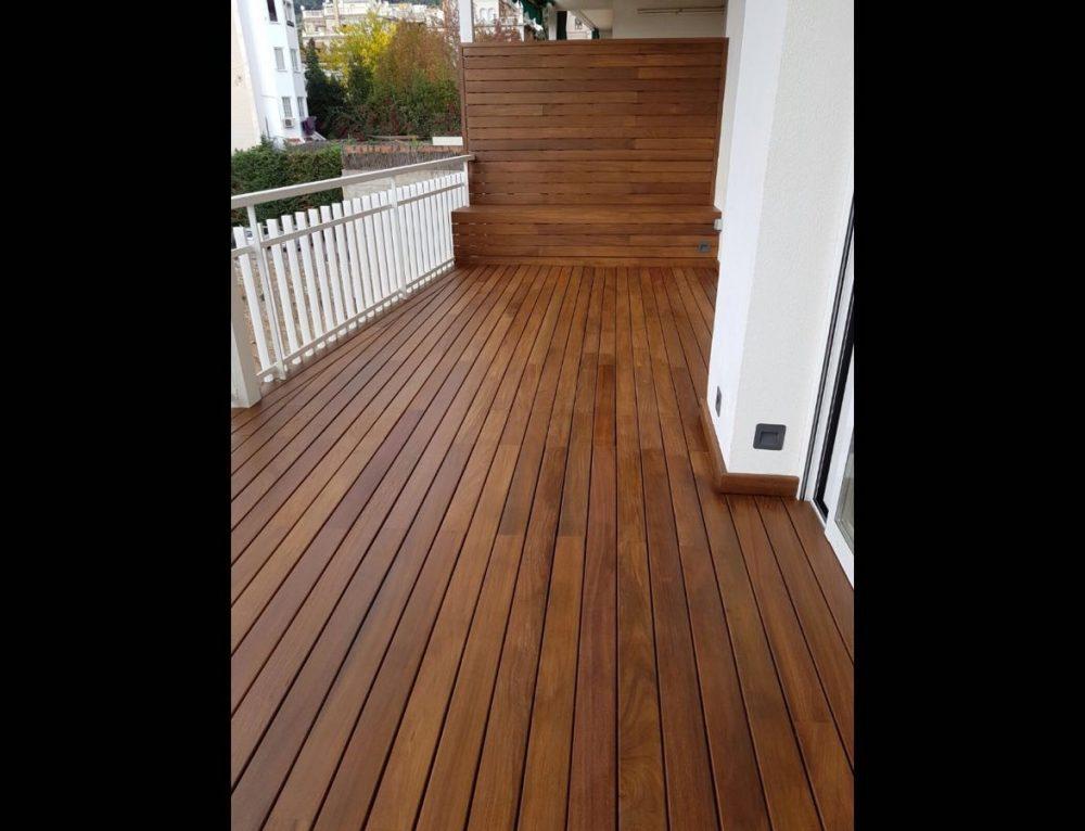 Otros usos para la tarima sint tica ipe maderas - Tarima para exteriores ...